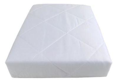 2 X Qualità Hotel Letto Trapuntato Anti Allergenico Cuscino Protettori-