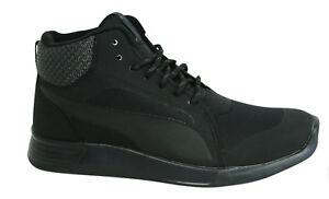 Textile 03 Entrenadores Puma Black Lace P6c Hombre Evo St 361219 Demi Mid Up Twill w8Hq7f