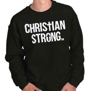 Jesus-Christ-Religious-Bible-God-Christianity-Faith-Pray-Pullover-Sweatshirt
