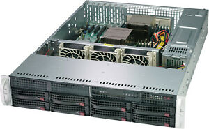 UXS-Server-Direct-Attached-Storage-2U-8-Bay-FREENAS-ZFS-UnRAID-Xeon-12-Cores