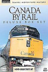 Canada By Rail DVD