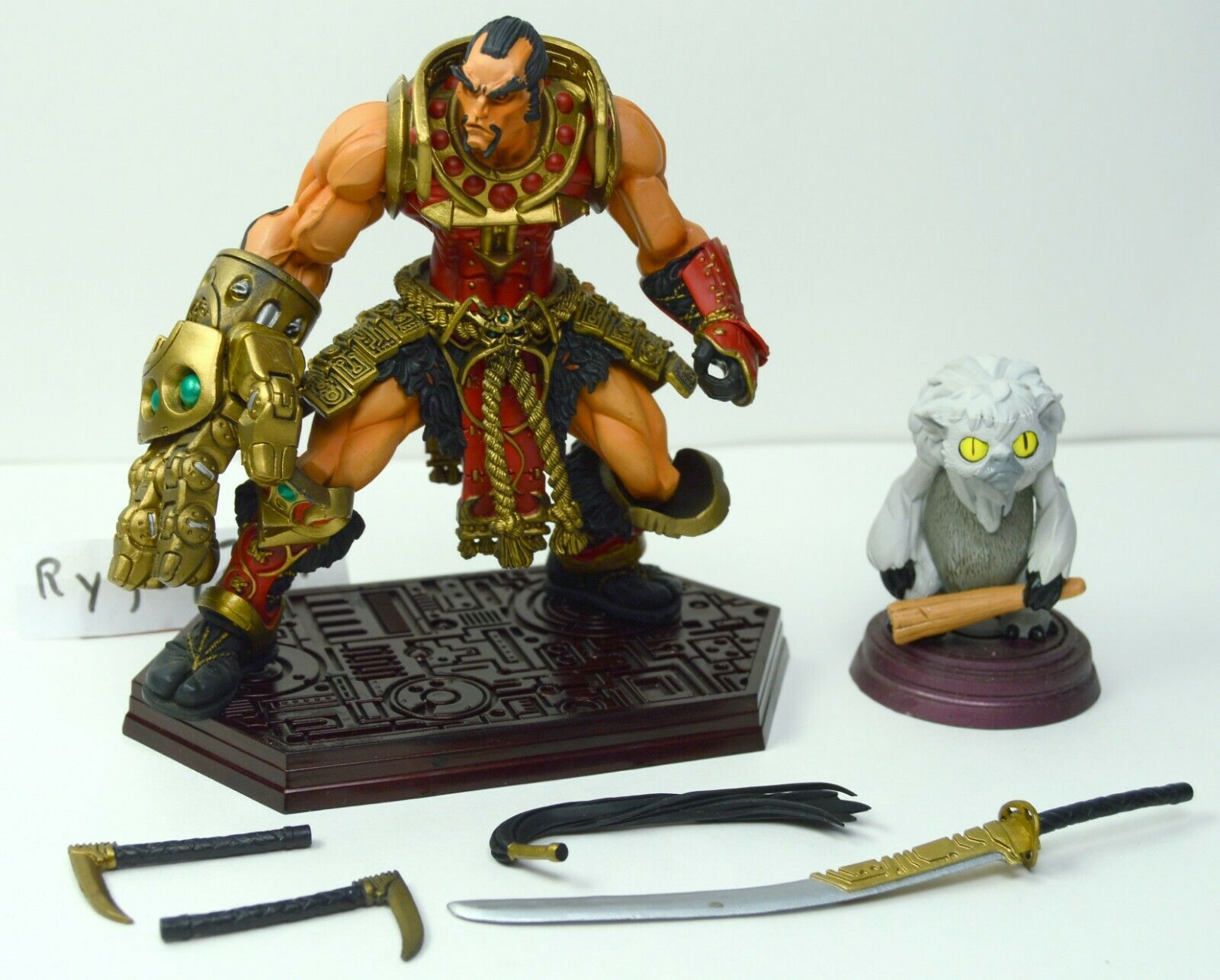 Amos del Universo, Jitsu, Neca Estatua, 200x, Amos del Universo, He-man, figura