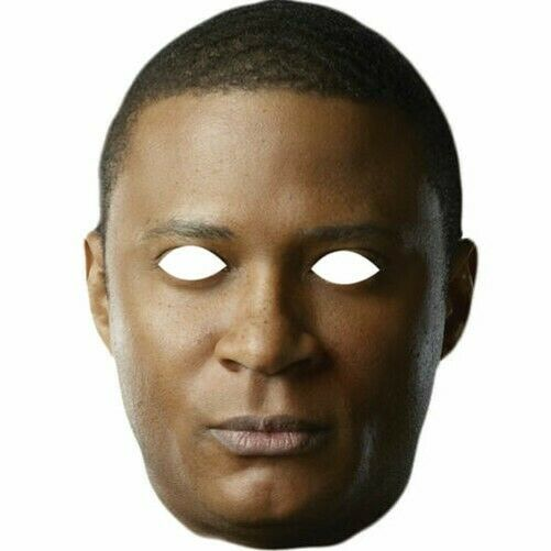 Brillante John Diggle Arrow David Ramsey 10 20 30 Máscaras Al Por Mayor