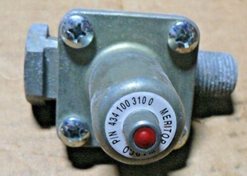 WABCO 4341003100 Pressure Controlled Check Valve MERITOR 4143-1
