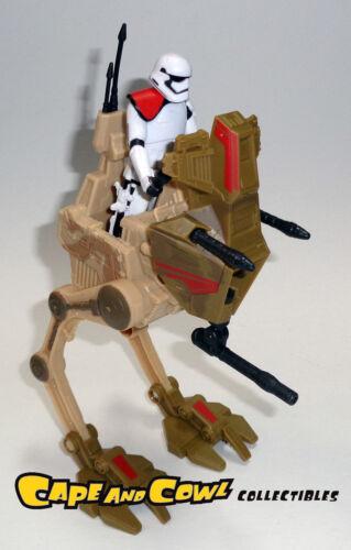 Star Wars Force Réveille Désert Assaut Walker avec Stormtrooper Officer loose