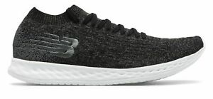 New Balance Men/'s Fresh Foam Zante Solas Running Shoes White//Black//Grey MZANSBB
