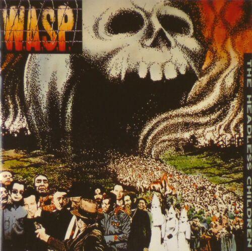 1 von 1 - CD - W.A.S.P. - The Headless Children - #A1456