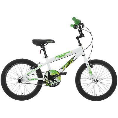 "Apollo Force Kids BMX Style Bike Bicycle Steel Frame V Brakes 18"" Inch Wheels"