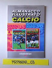 ALMANACCO PANINI 1995-1996 - La Gazzetta dello sport - Album Figurine-stickers