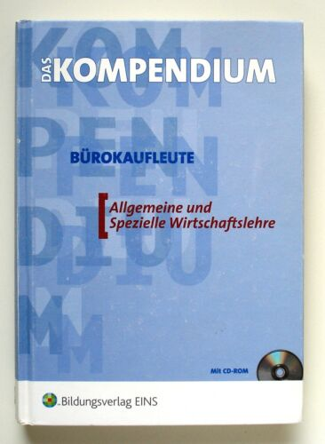1 von 1 - Das Kompendium Bürokaufleute von Gerhard Kühn, Helmut Schlick und Waltraud Lasse