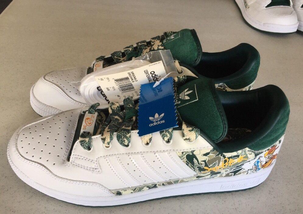 Adidas Originals Centennials Lo A1/C2 Skate Shoe 017689 US 12-New
