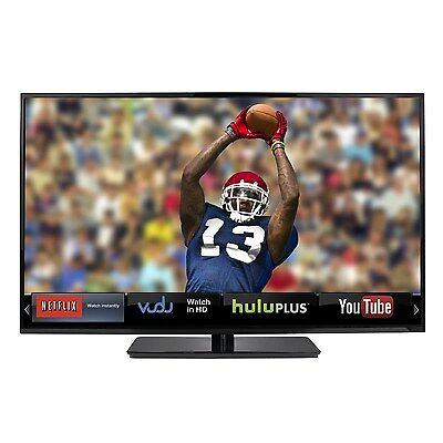 VIZIO E470i-A0 47-inch class 1080p 120Hz Smart LED HDTV with built-in Wi-Fi
