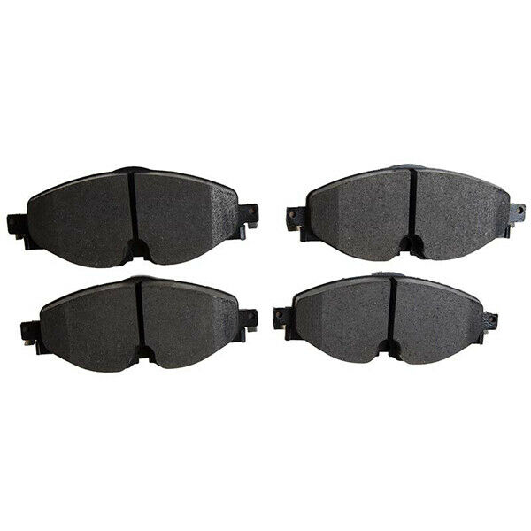 Pagid T2502ECP Front Right Left Brake Pad Set 4x Replacement Pads
