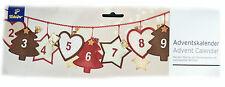 TCM Tchibo Adventskalender zum Selbstfüllen Selbstbefüllen Weihnachten NEU