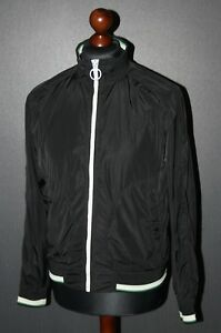 ARMANI-JEANS-mens-black-jacket-Size-M