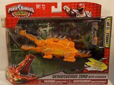 Power Rangers Dino Supercharge Deinosuchus Megazord Zord Builder Super Charge
