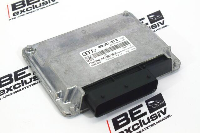 Orig. Audi RS6 4G 4.0 TFSI Controlador Transmisión Ejes Traseros 4H0907163B