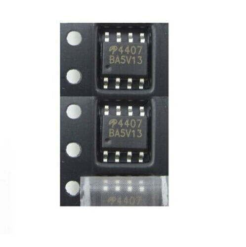 50PCS 4407 AO4407 SOP8 P-Channel MOSFET IC Good Quality