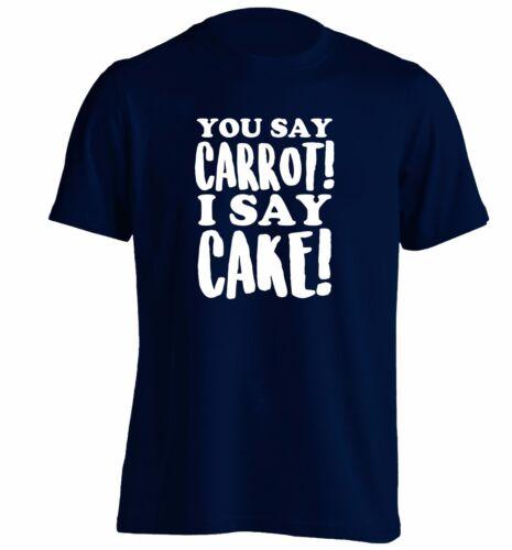 carrot t-shirt food pudding desert sweet buns cupcake hipster funny 3903 cake