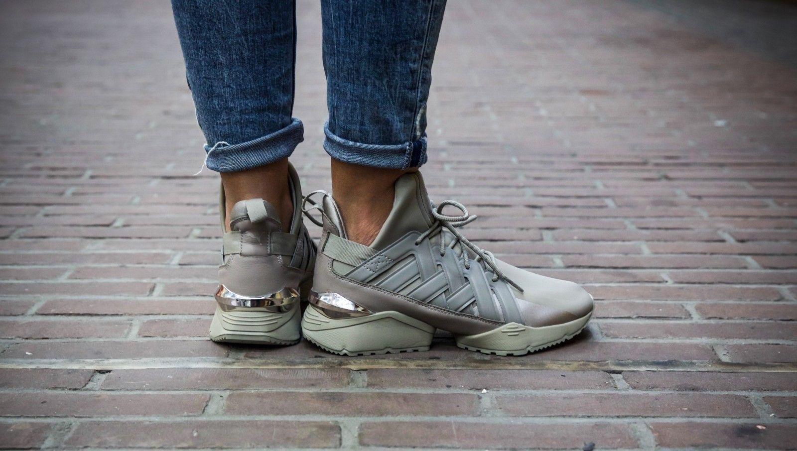 Puma Zapatillas para para para mujer MUSE Echo Rock Ridge. UK 4.UK 7,UK 8  toma