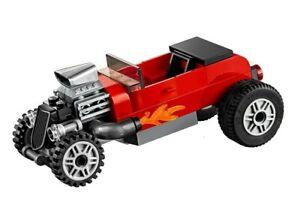 LEGO CITY Hot Rod Auto da corsa ragazzo Racer Veicolo DRAGSTER DRAG RACE REGALO