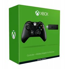 Xbox One Wireless Controller Plus Windows 10 adapter/receiver-Nuevo!