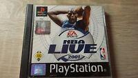 Sony Playstation 1 - EA Sports NBA Live 2001