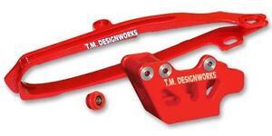 ASV F3 Holiday Pro Pack Clutch Brake Honda 07 08 09 CRF250R CRF 250R Red