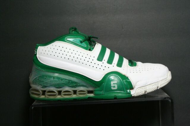 802c55706c200 Adidas TS Commander KG Bounce VTG  08 Basketball Celtic Men 12 Multi 2  Malik NBA