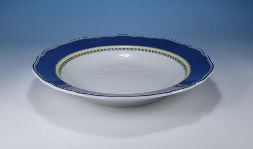 "Hutschenreuther /""Medley Mantova/"" Salat-//Suppenteller 21,5 cm."