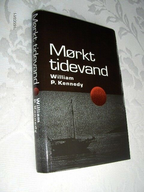 Mørkt tidevand, William P. Kennedy, genre: roman