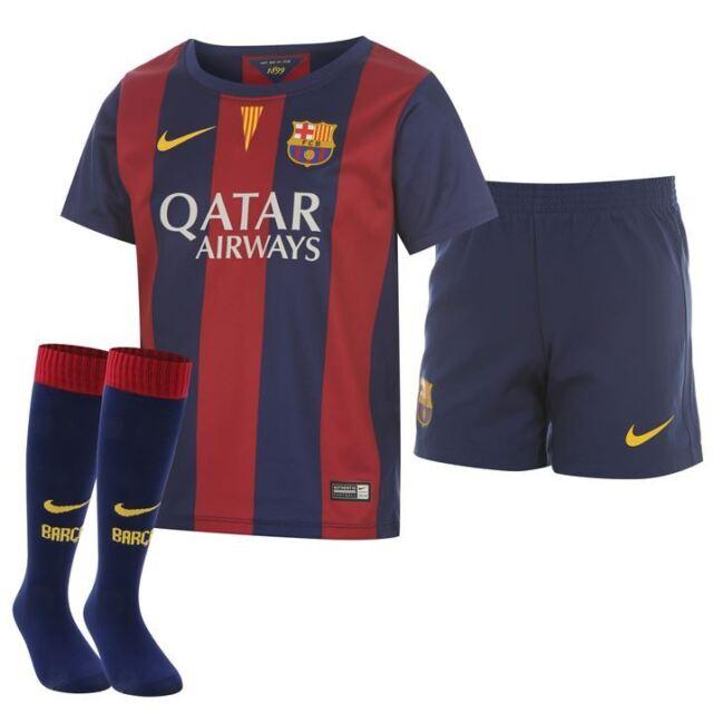 Barcelona Kids Nike Home Shorts