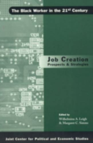 Job Creation Prospects and Strategies