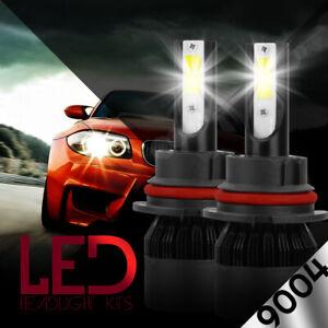 XENTEC-LED-HID-Headlight-kit-9004-HB1-White-for-1986-1991-Volkswagen-Vanagon