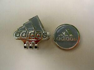 Adidas-Gray-Golf-Ball-Marker-amp-Hatclip-Grey