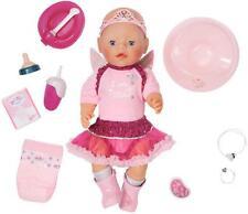 Orig. Zapf Creation     Baby Born interactive Wonderland Angel Puppe     43 cm