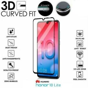 For-Huawei-Honor-10-Lite-Full-3D-Tempered-Glass-Film-9H-Screen-Protector-Cover