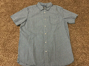 9b48b908b Details about New NWT Men's The North Face Shadow Gingham Short Sleeve  Shirt Size Large