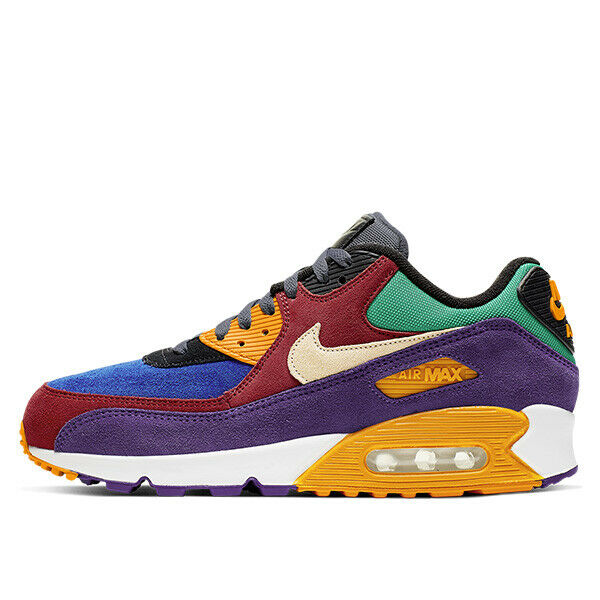 Nike Men's Air Max 90 QS Viotech Running Shoes Sneakers CD0917 600 Size 5 12