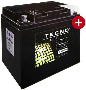 Batterie-53030-GEL-Tecno-Motorrad-Power-Akku-wartungsfrei-guenstig-langlebig