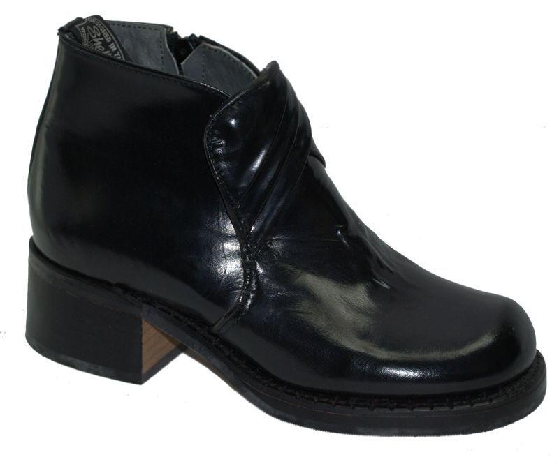 Shelly Birmingham Schwarz Shelly2 Günstige und gute Schuhe