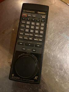 PIONEER CU-CLD063 CD LASERDISC PLAYER REMOTE - ORIGINAL - CLD-M401 CLD-M450