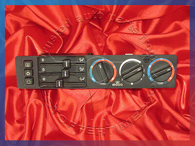BMW E34 M5 5'ies AIR CONDITIONING CLIMATE HEATER CONTROL REGULATOR Klima 8351112