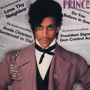 Prince-Controversy-Vinyl-LP-Brand-New-amp-Sealed