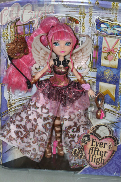 Ever After High,Thronfest, Cupid , Doll, Puppe, thronecoming