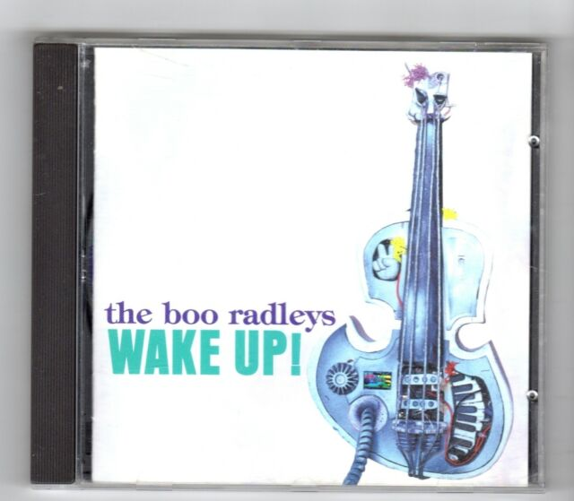 (HY352) The Boo Radleys, Wake Up! - 1995 CD