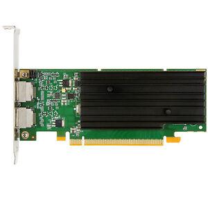 HP NVIDIA Quadro NVS 295 256MB GDDR3 PCIe x16 Graphics Card FY943UT