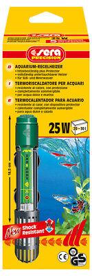 Sera Aquarium-regelheizer Schockresistentes Verre De Quartz 100% Guarantee 25 Jusqu'à 300 W