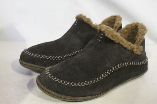 3r-1949  Sorel Manawan II Slippers Buffalo/Delta
