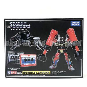Transformers RUMBLE JAGUAR MP-15 MP15 Masterpiece Figure In Stock TAKARA TOMY G1